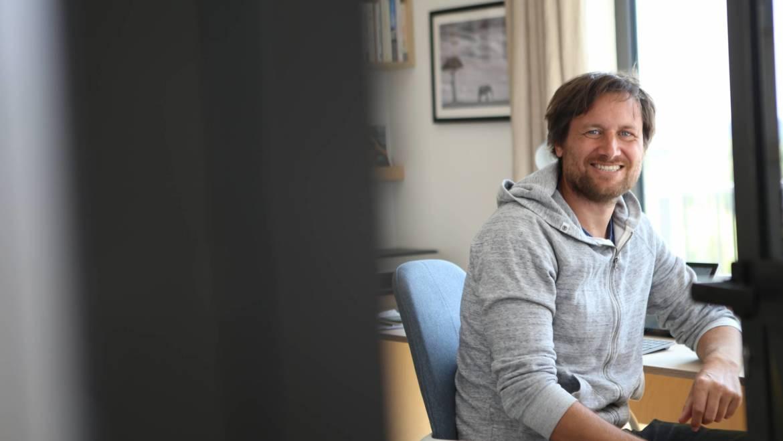 Podcast «Leur raison d'être» Episode 21 : Ludovic Deblois, fondateur de Sunpartner