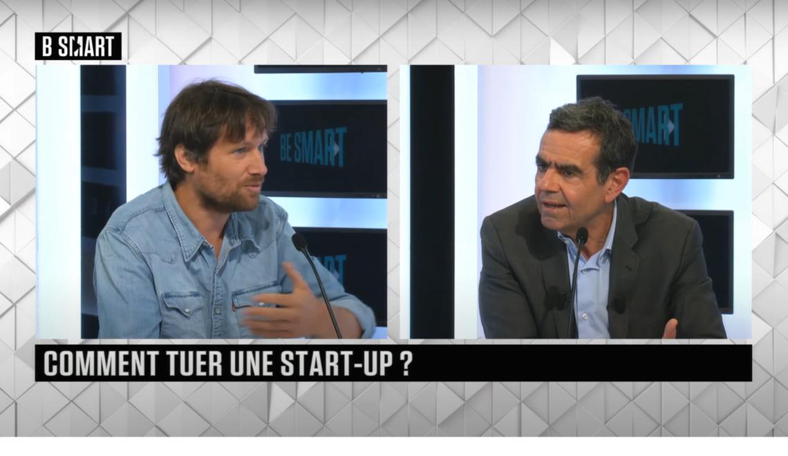 Comment tuer une start-up ? Interview de Stephane Soumier
