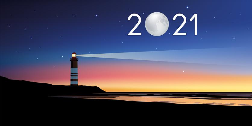 Mes vœux pour 2021 !